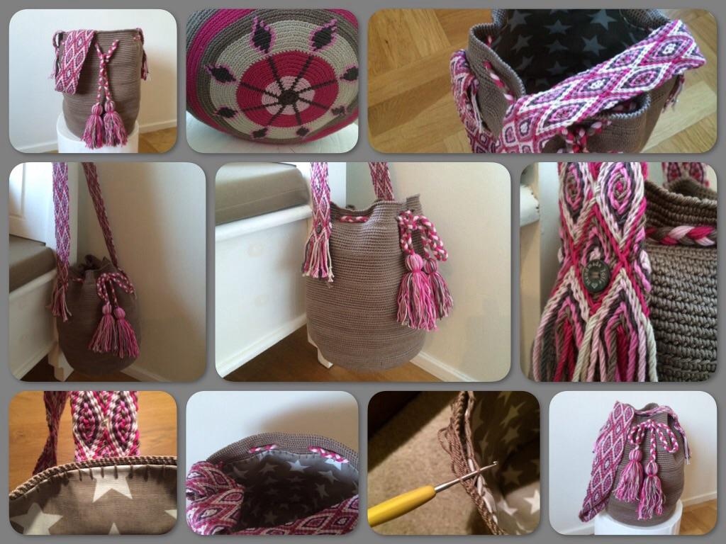 Mochila Bag Handmadejolie