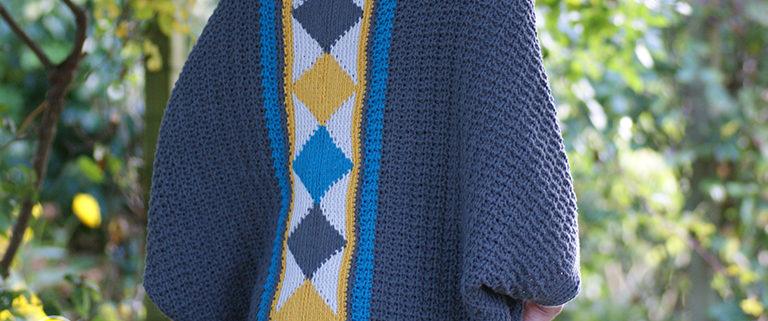 Haakpatroon-Shrug-kleding